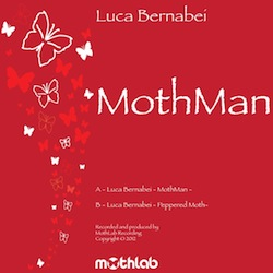 OUT NOW•Luca Bernabei•MothMan Ep•February 22•2012