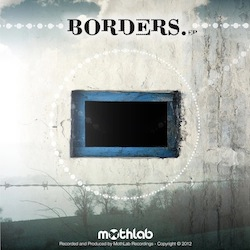 OUT NOW•Borders Ep•Various Artists•August 08•2012