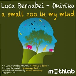 OUT NOW•Luca Bernabei & Onirika•A SMALL ZOO IN MY MIND•November 10•2011