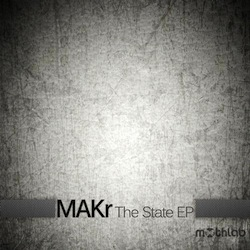 OUT NOW•MAKr•THE STATE EP•November 10•2011