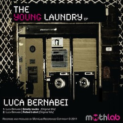 OUT NOW•Luca Bernabei•THE YOUNG LAUNDRY EP•November 10•2011