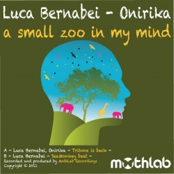 Luca Bernabei & Onirika – A Small Zoo In My Mind –