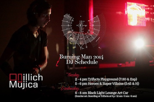 illich Mujica @ Burning Man 2014•Aug 26/27•2014