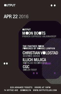 illich Mujica@The Panther Room