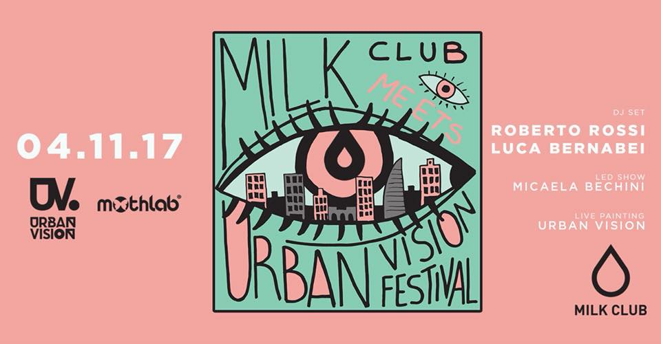 Milk Club meets Urban Vision Festival