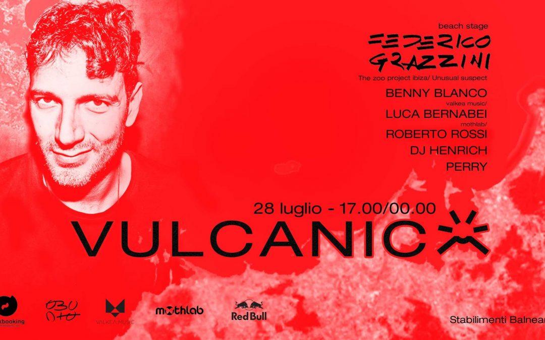 Vulcanica#2 / 28 Luglio